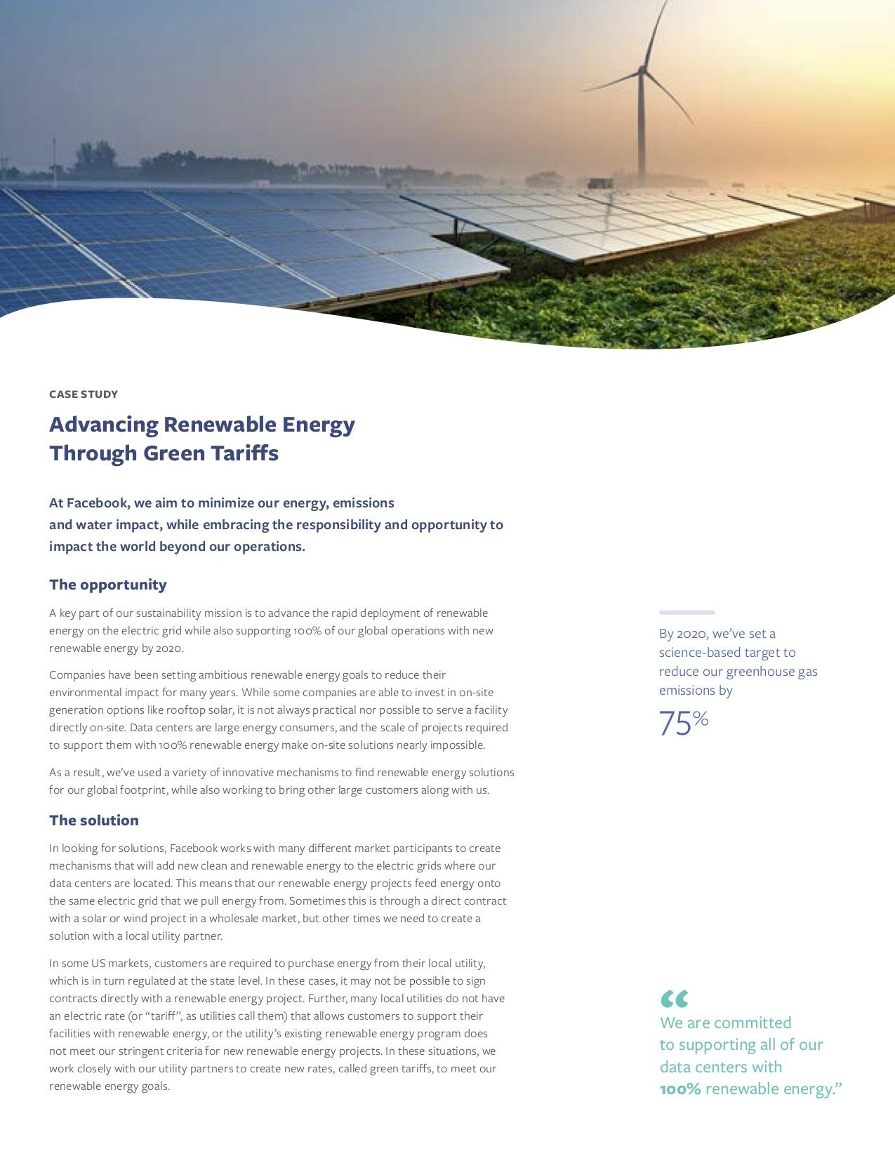 sustainable development goals case study